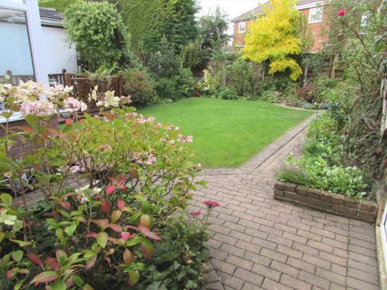 Rear Garden New 1