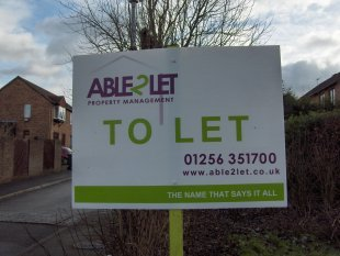 Able2Let Property Management, Basingstokebranch details