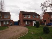 2 bed semi detached property for sale in Fieldfare Croft, Boston