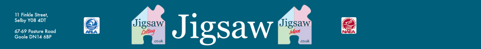 Get brand editions for Jigsaw Letting, Selby & Goole Lettings