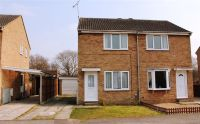 2 bed semi detached property to rent in Ryedale Way, Selby