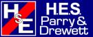 HES Parry & Drewett, Sutton logo