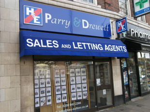 HES Parry & Drewett, Suttonbranch details