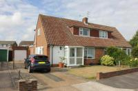 2 bed semi detached property in Croshaw Close, Lancing...