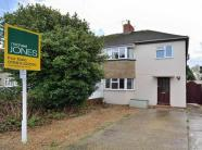 semi detached house for sale in Tower Road, Lancing...