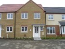 Terraced property for sale in Morris Close, Whittlesey...