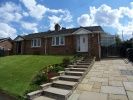Semi-Detached Bungalow for sale in Slant Close, Glossop...