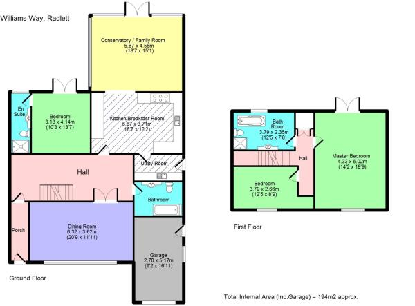 Floor Plan - 62 Will