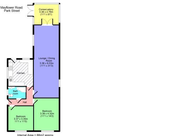Floor Plan - 49 Mayf