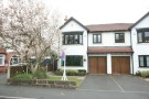 semi detached home in Crescent Road, Hale