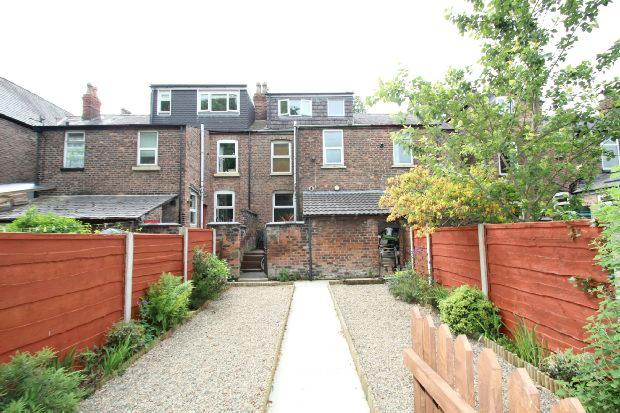 Rear of Property 2