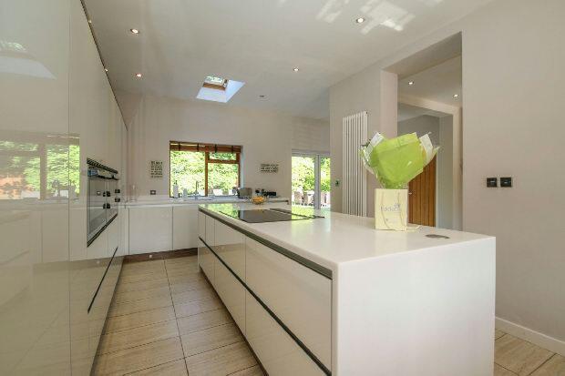 Kitchen Area Aspect