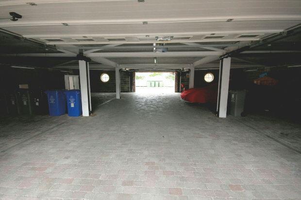 Under Croft Parking