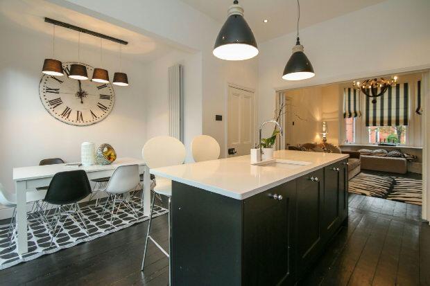 Dining Kitchen Aspec