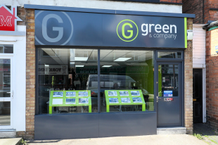 Green & Co, Erdington-Lettingsbranch details