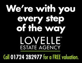 Get brand editions for Lovelle Estate Agency, Scunthorpe