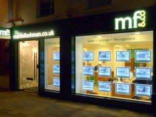 Martin Flashman & Co., Weybridge Lettingsbranch details