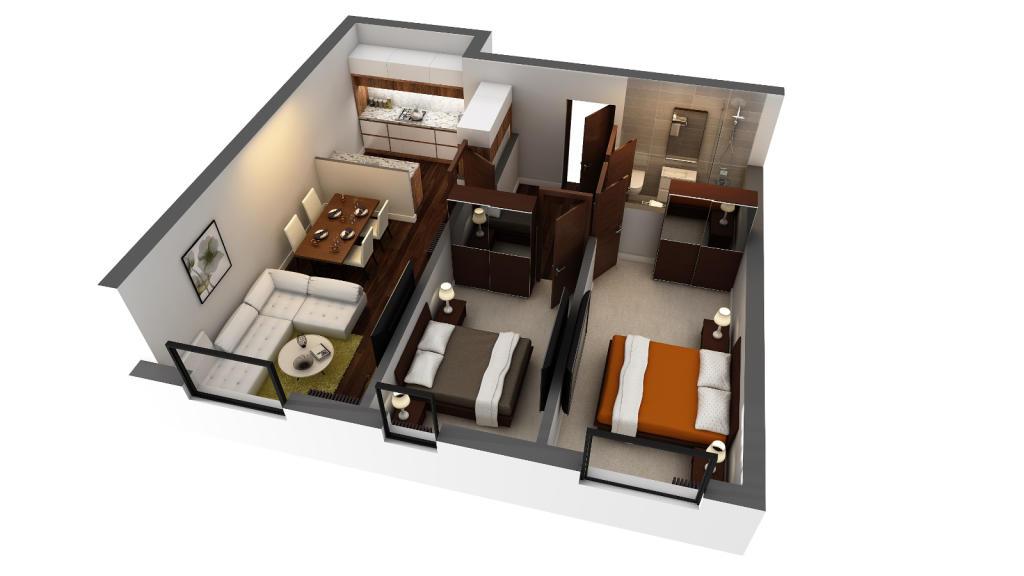 Apartment 10 & 14