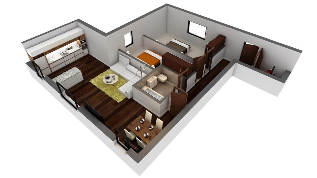 Apartment 11 & 15