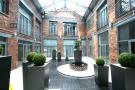 Stunning Atrium