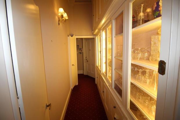 Hallway/Pantry