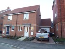 2 bed semi detached home in Lundy Walk, Hailsham...