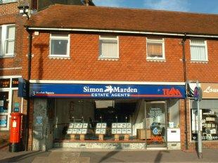 Simon Marden Estate Agents, Hailshambranch details