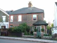 semi detached property for sale in Wood Street, High Barnet...