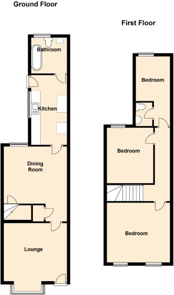 Floor Plan 1