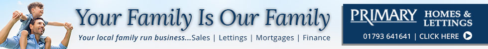 Get brand editions for Primary Homes and Lettings, Swindon