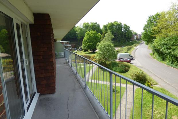 Balcony View Front