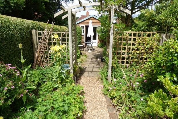 Garden & Annexe
