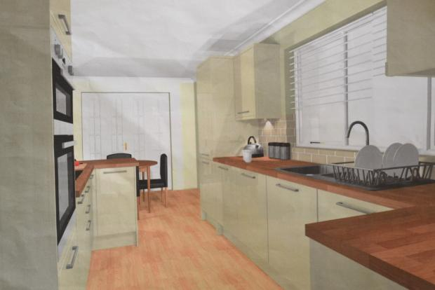 Intended Kitchen