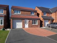 Detached property in Coquet Gardens, Wallsend...