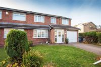4 bed semi detached house for sale in Wensleydale, Wallsend...