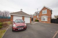 Detached property in Bede Close, Holystone...