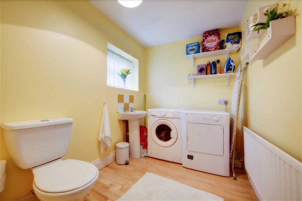 Cloakroom & Utility