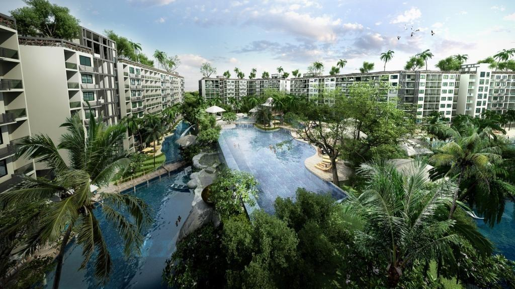 1 bedroom new Apartment for sale in Pattaya