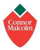 Connor Malcolm, Edinburgh branch logo
