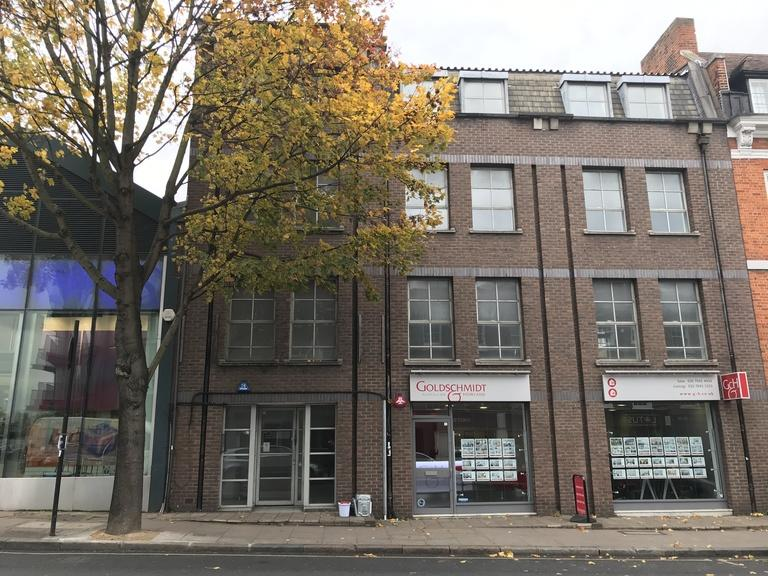 property for sale in 114-118 Parkway, London NW1 7AN