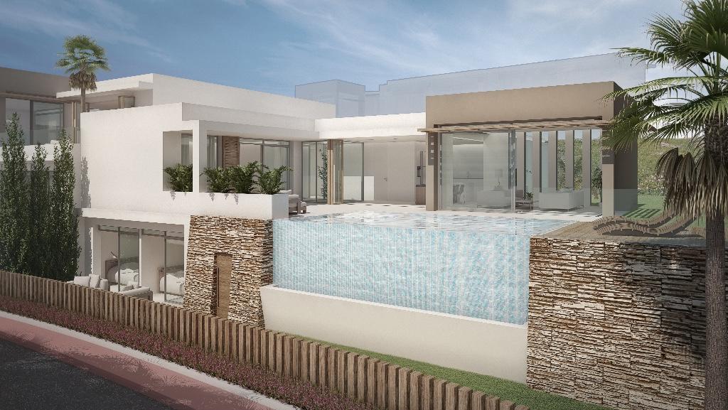 3 bed new development for sale in Marbella, Málaga...
