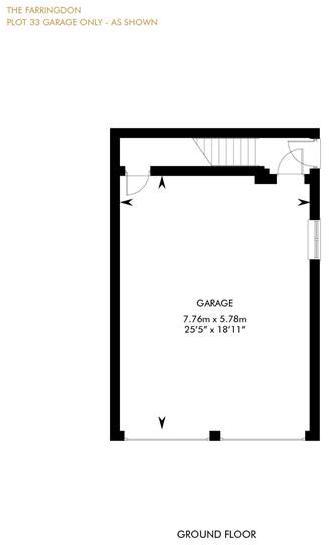 The Farringdon, Garage Ground Floor