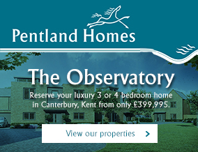 Get brand editions for Pentland Homes, The Observatory