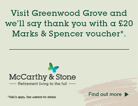 Get brand editions for Retirement Offer - McCarthy & Stone Retirement Lifestyles Limited, Greenwood Grove