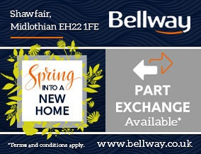 Get brand editions for Bellway Homes Ltd, Bellway at Shawfair