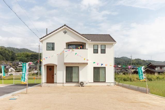 4 bed house in Okayama