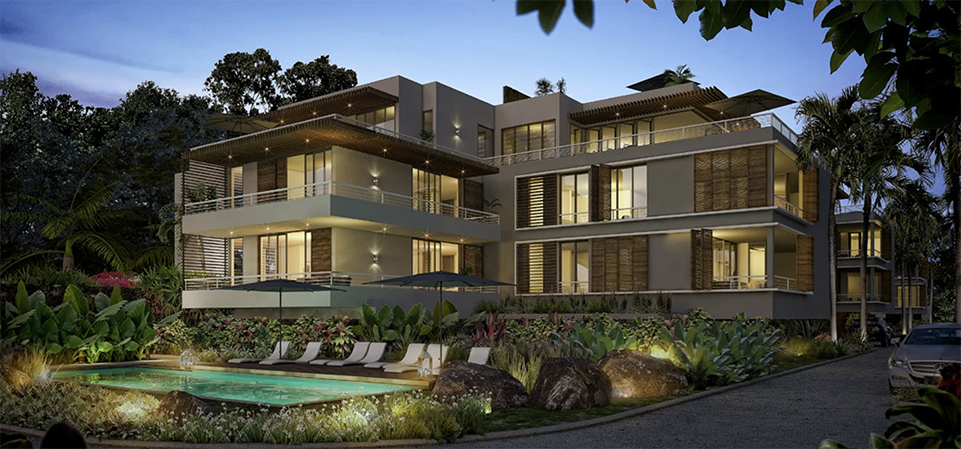 3 bedroom new Apartment for sale in Tamarin