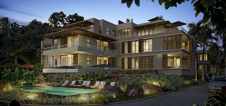 new Apartment in Tamarin
