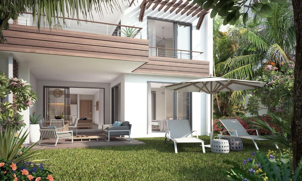 2 bed new Apartment in Mont Choisy