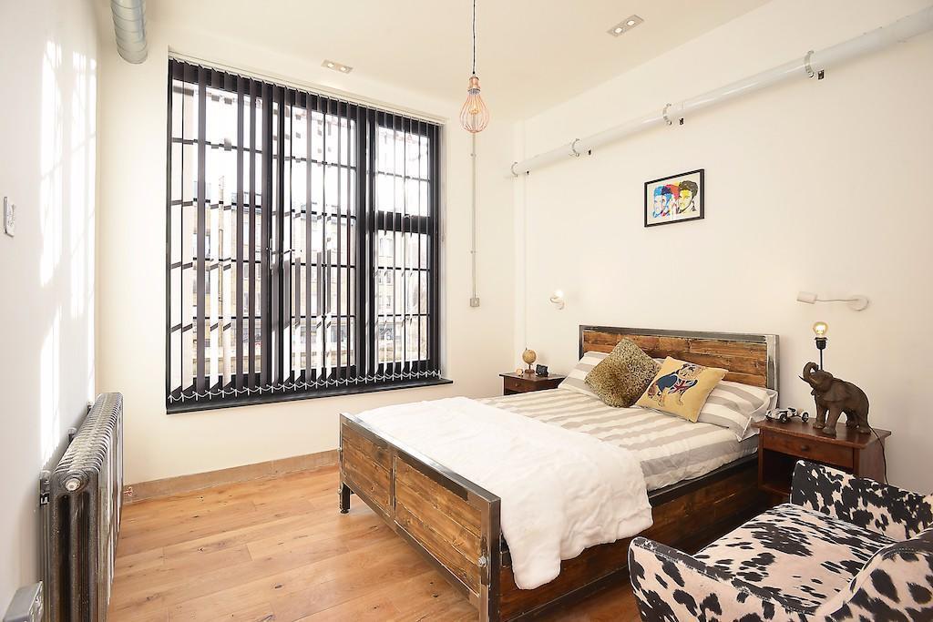 Vanquish,Master Bedroom